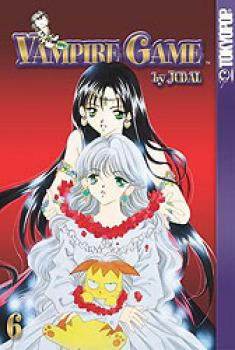 Vampire game vol 06 GN