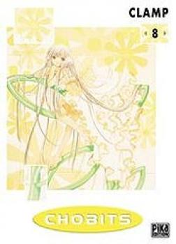 Chobits tome 08
