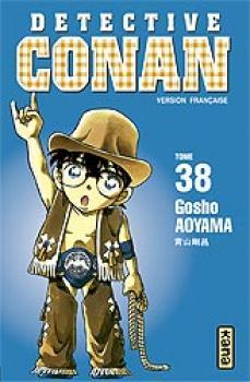 Detective Conan tome 38