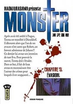 Monster tome 13