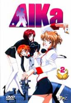 Agent Aika vol 02 DVD PAL NL/FR