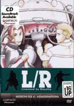 L/R vol 4 Assassinations DVD