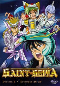 Saint Seiya vol 06 DVD