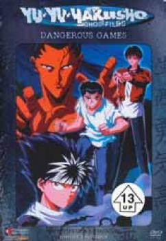 Yu yu Hakusho Spirit detective vol 23 Chapter black saga DVD