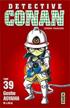 Detective Conan tome 39