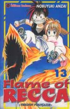 Flame of Recca tome 13