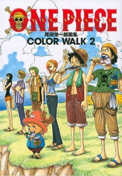 One piece Color walk vol 02 SC