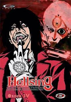 Hellsing vol 04 DVD PAL NL/FR