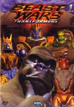 Beast wars vol 01 DVD