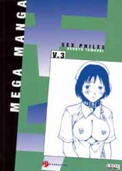 Megamanga vol 11 Sex philes vol 03 TP
