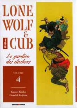 Lone wolf and cub tome 04