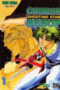 Cowboy bebop Shooting star tome 01