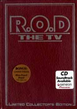 R.O.D. Read or dream TV vol 01 The paper sisters DVD with artbox