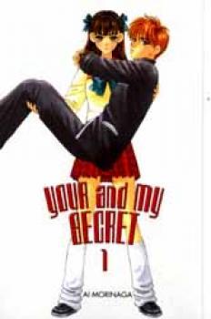 Your & my secret vol 01 TP