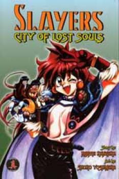 Slayers Super explosive demon story vol 05 City of lost souls GN