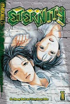 Eternity vol 01 GN
