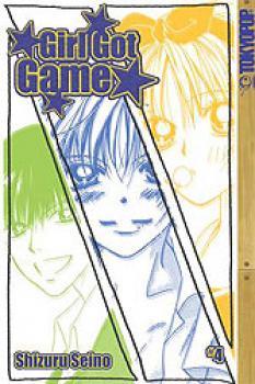 Girl got game vol 04 GN