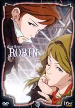 Witch hunter Robin vol 02 DVD PAL FR