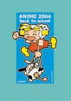 Official Anime 2004 T-shirt Boys XXL