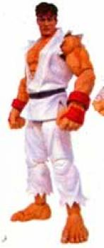 Street fighter 15th anniversary Action figure - Ryu