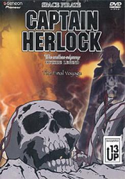 Captain Herlock vol 04 The final voyage DVD