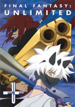Final fantasy unlimited vol 07 DVD