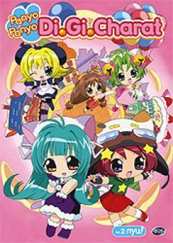 Panyo panyo Digi charat vol 02 Nyu DVD