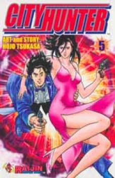 City hunter vol 05 GN