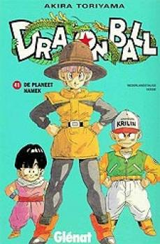 Dragonball boek 41 De planeet Namek