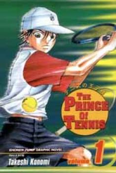 Prince of tennis vol 01 GN