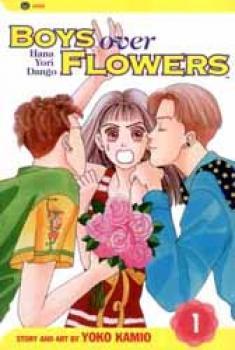 Boys over flowers (Hana yori dango) vol 01 GN