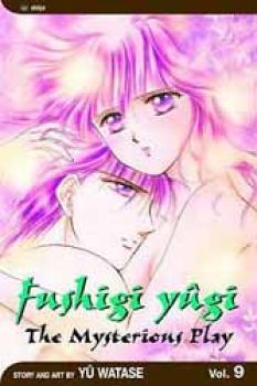 Fushigi yugi vol 09 Lover GN