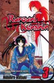 Rurouni Kenshin vol 03 GN