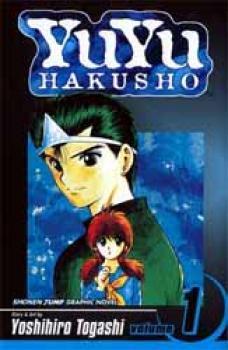 Yuyu Hakusho vol 01 GN