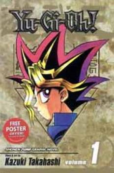 Yu-gi-oh vol 01 GN