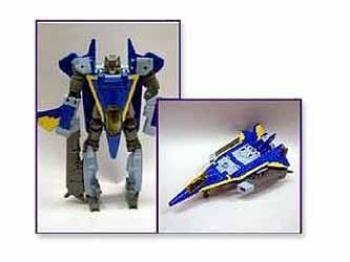 Robot master Transformer 07 Action figure