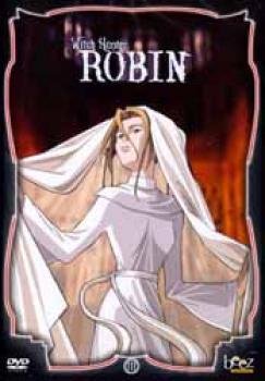 Witch hunter Robin vol 03 DVD PAL FR