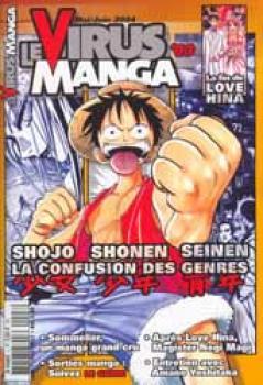 Virus manga tome 03 (Mai/Juin 04)