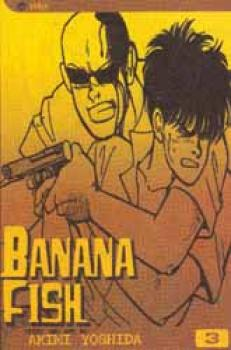 Banana fish vol 03 GN