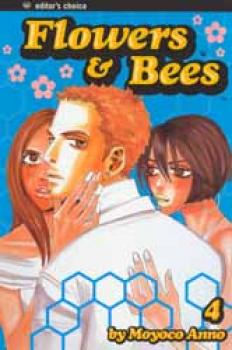 Flowers and bees vol 04 GN