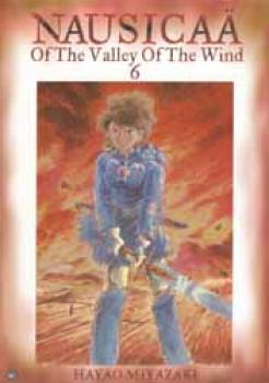 Nausicaa of the valley of wind vol 06 GN