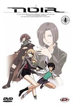 Noir TV vol 04 DVD PAL NL