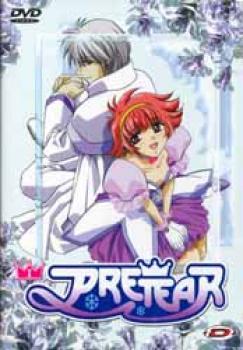 Pretear vol 01 DVD PAL NL/FR