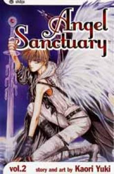Angel sanctuary vol 02 GN