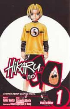 Hikaru no go vol 01 GN