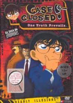 Detective Conan (Case closed) Season 1 vol 01 DVD