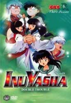 Inu Yasha vol 21 Double trouble DVD
