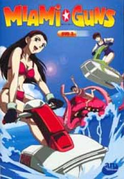 Miami guns vol 02 DVD