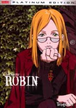 Witch hunter Robin vol 6 Vengeance DVD