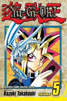 Yu-gi-oh vol 05 GN